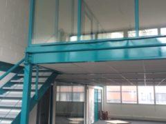 Cloisons-industrielles-mezzanine-Espace-cloison-Alu-Paris