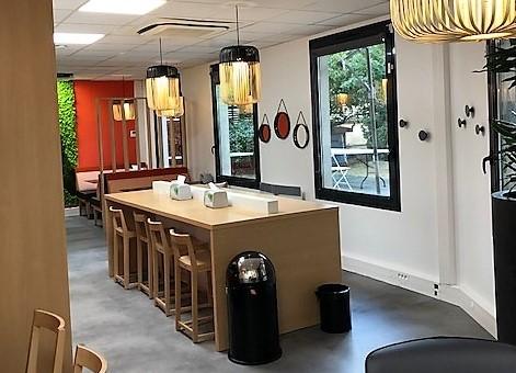 Amenagement-salle-repos-cafeteria-espace-cloisons-alu-ile-de-france